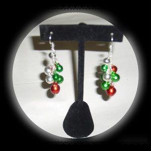 Jingle Bell Dangle Earrings